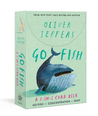 Go Fish: A Card Game by Oliver Jeffers