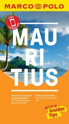 Mauritius Marco Polo Pocket Travel Guide 2018 - with pull out map by Marco Polo