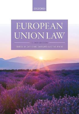 European Union Law by Catherine Barnard