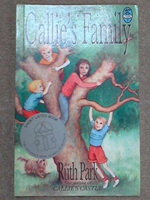 Callie's Family by Ruth Park