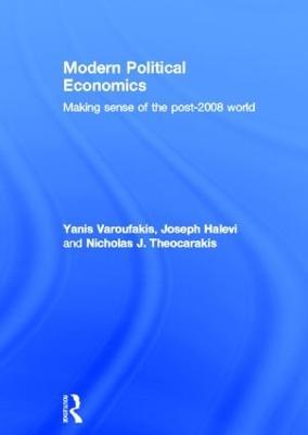 Modern Political Economics by Yanis Varoufakis