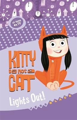 Kitty is not a Cat: Lights Out book