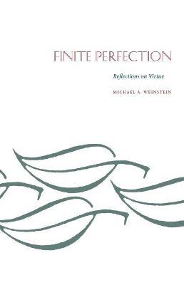 Finite Perfection by Michael A. Weinstein