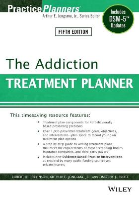 The Addiction Treatment Planner: Includes DSM-5 Updates book