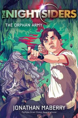 Orphan Army by Jonathan Maberry