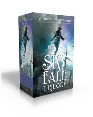Let the Sky Fall Trilogy by Shannon Messenger