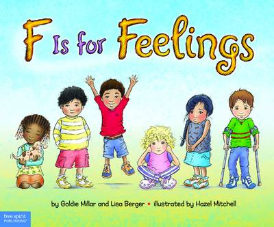 F is for Feelings by Goldie Millar
