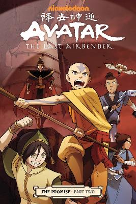 Avatar: The Last Airbender - The Promise Part 2 by Gene Luen Yang