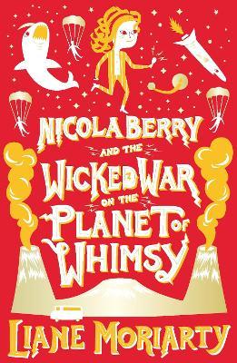 Nicola Berry 3 book
