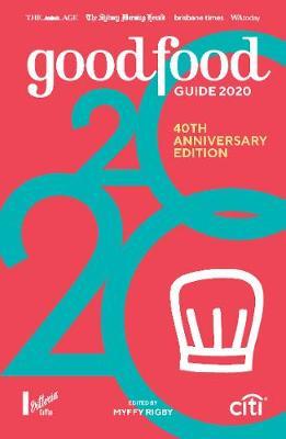 Good Food Guide 2020 book