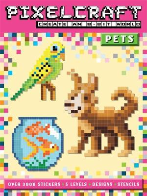 PixelCraft Pets book