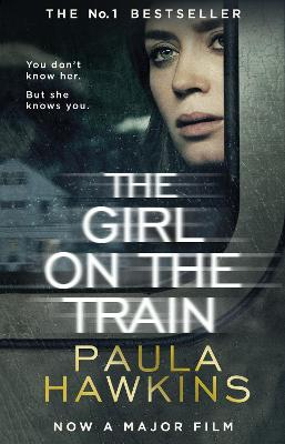 Girl on the Train book