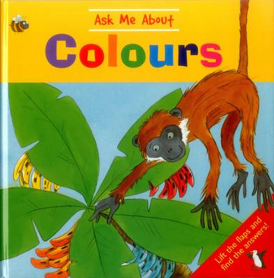 Ask Me About Colours book