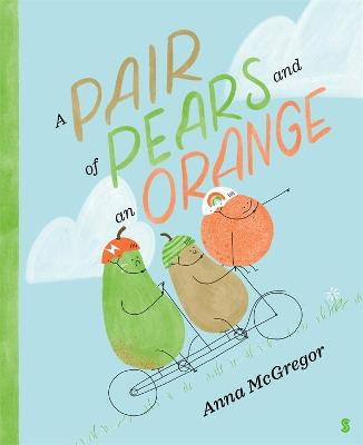 A Pair of Pears and an Orange book