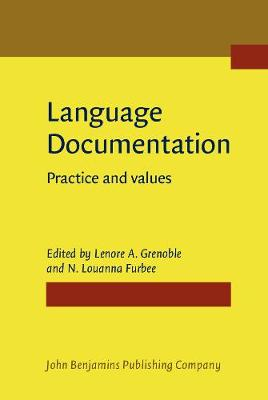 Language Documentation by Lenore A. Grenoble
