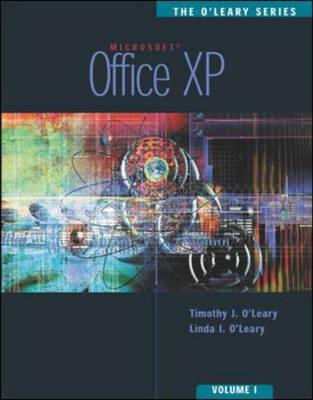 Office XP: v.1 by Timothy J. O'Leary
