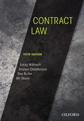Contract Law by Lindy Willmott