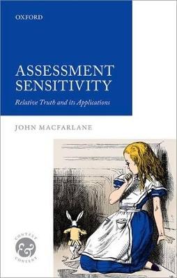 Assessment Sensitivity book