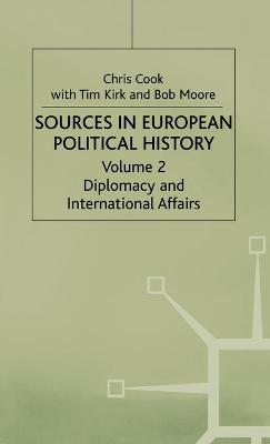Sources in European Political History by Chris Cook