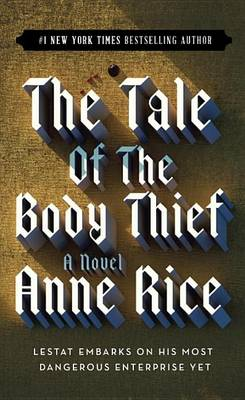 Tale of the Body Thief book