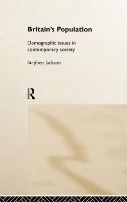 Britain's Population by Steven Jackson