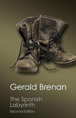 The Spanish Labyrinth by Gerald Brenan