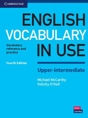 English Vocabulary in Use Upper-Intermediate Book with Answers by Michael McCarthy