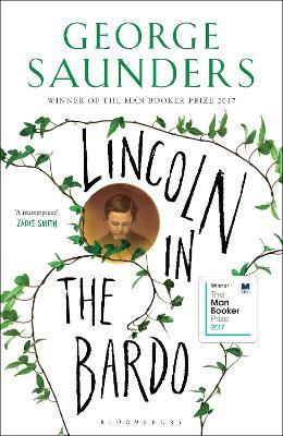 Lincoln in the Bardo book
