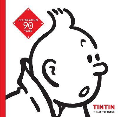 Tintin: The Art of Herge book