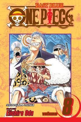 One Piece, Vol. 8 by Eiichiro Oda