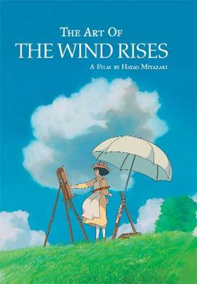 Art of the Wind Rises book