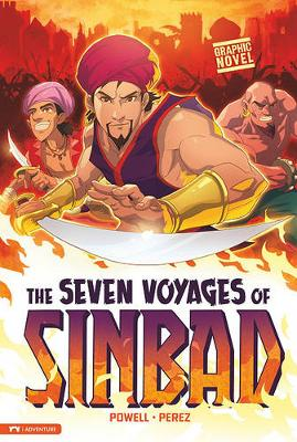 Seven Voyages of Sinbad by Martin Powell