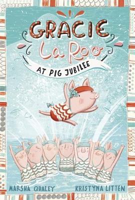 Gracie LaRoo at Pig Jubilee book