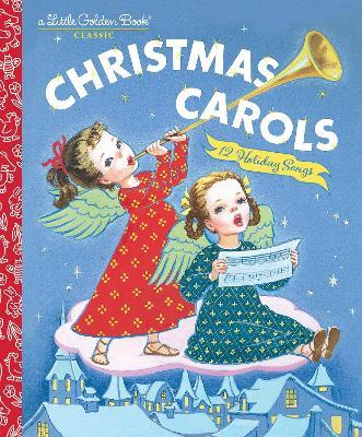 Christmas Carols by Golden Books