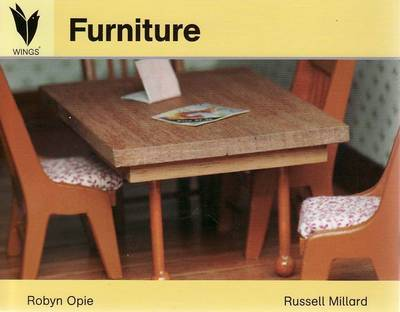 Furniture by Robyn Opie