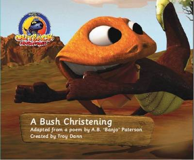 A Bush Christening book