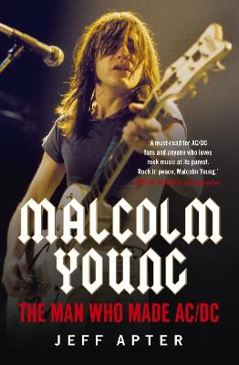 Malcolm Young by Jeff Apter