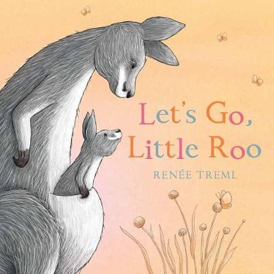 Let's Go, Little Roo! book