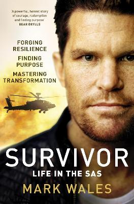 Survivor: Life in the SAS book