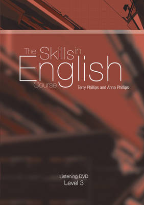 The The Skills in English Course - Listening DVD Level 3 by Terry Phillips