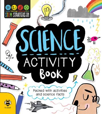Science Activity Book by Sam Hutchinson