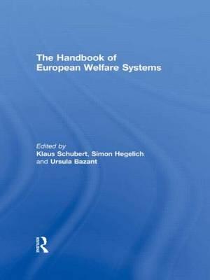 The Handbook of European Welfare Systems by Sonja Blum