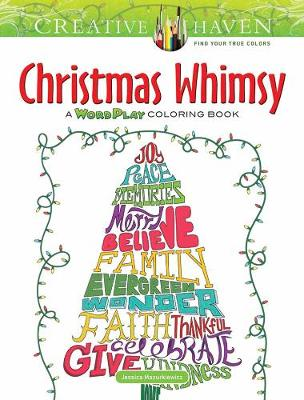 Creative Haven Christmas Whimsy book