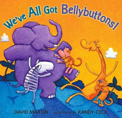 We've All Got Bellybuttons by Martin David