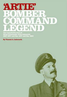Artie - Bomber Command Legend book