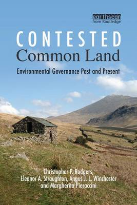 Contested Common Land by Christopher P. Rodgers