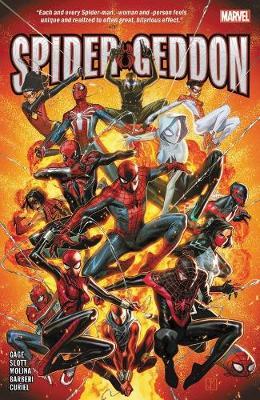 Spider-geddon by Christos Gage