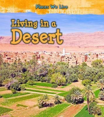 Living in a Desert book