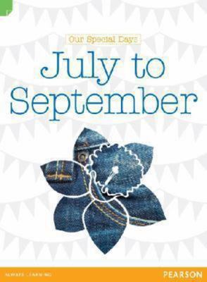 Discovering History (Middle Primary) Our Special Days: July to September (Reading Level 27/F&P Level R) by Cameron Macintosh