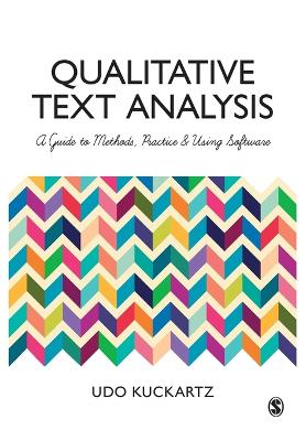 Qualitative Text Analysis by Udo Kuckartz